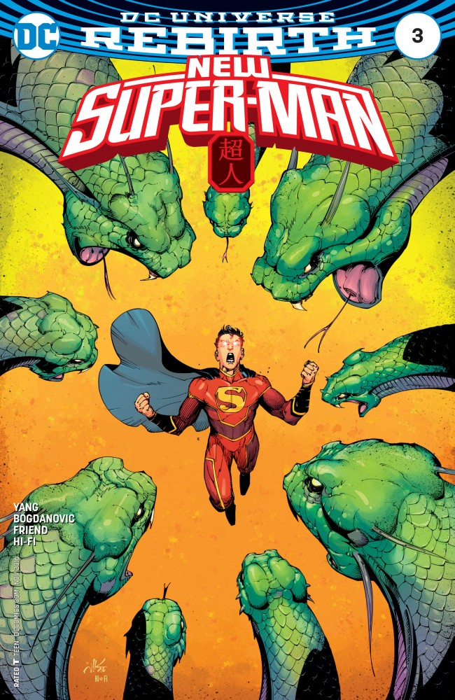 New Super-Man #3