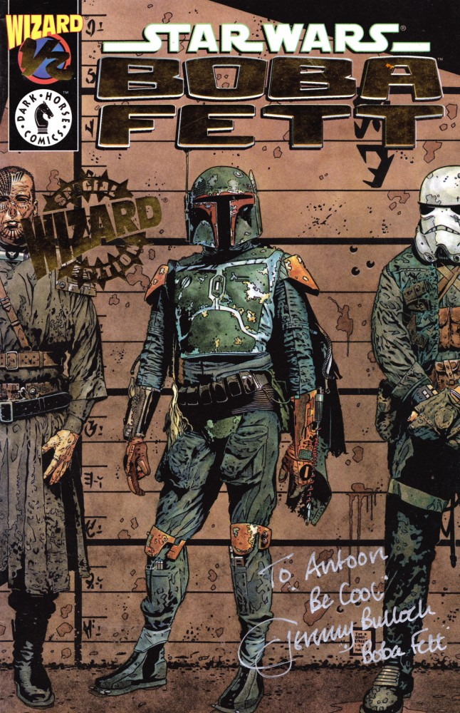 Wizard Star Wars - Boba Fett #0,5