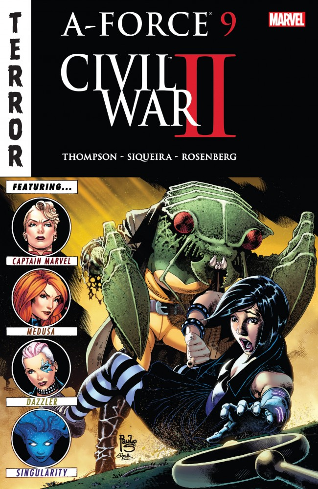 A-Force #09