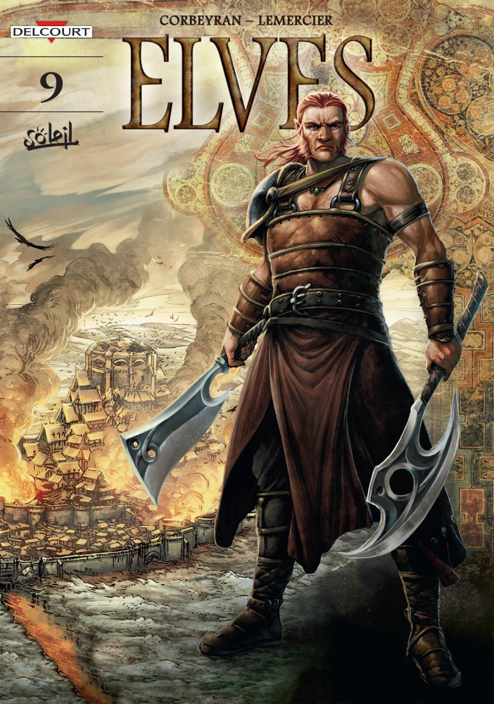 Elves Vol.9 - The Siege of Cadanla
