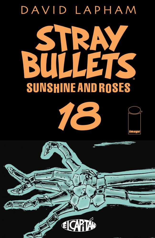Stray Bullets - Sunshine & Roses #18