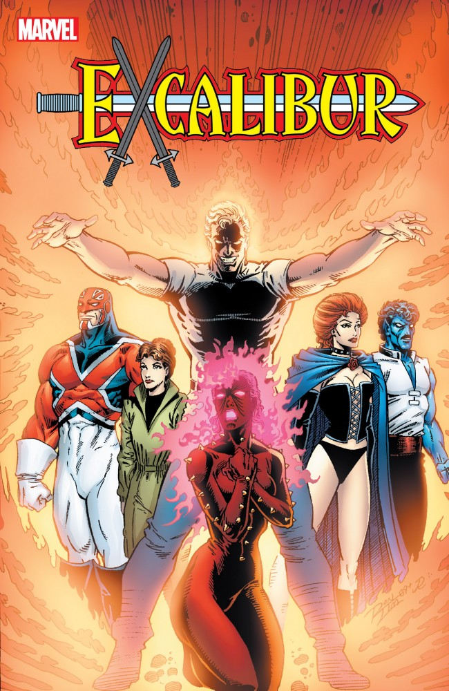 Excalibur Classic Vol.4 - Cross Time Caper Book Two