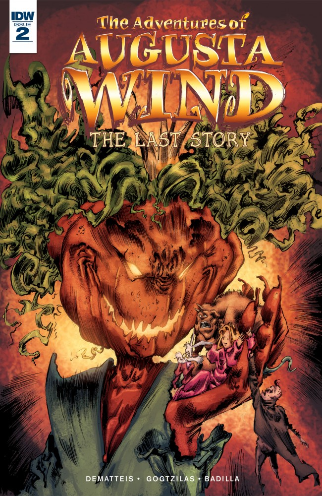 The Adventures of Augusta Wind - The Last Story #2