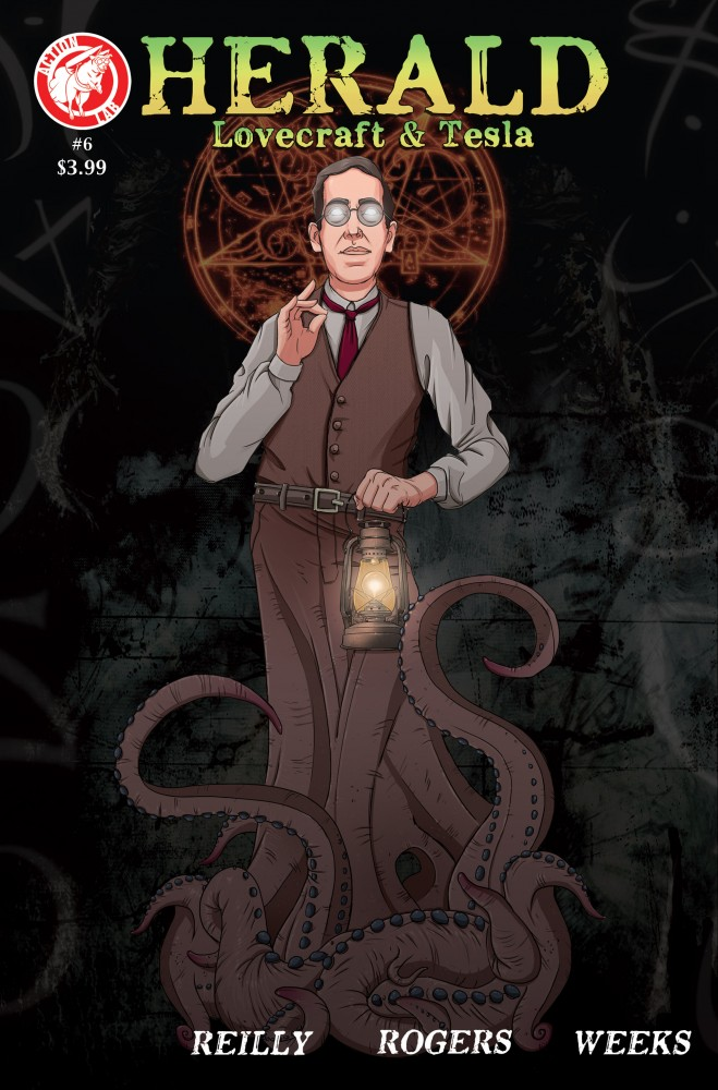 Herald - Lovecraft and Tesla #06