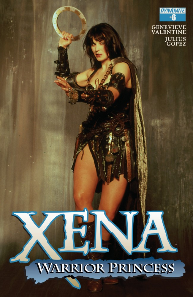 Xena Warrior Princess #6