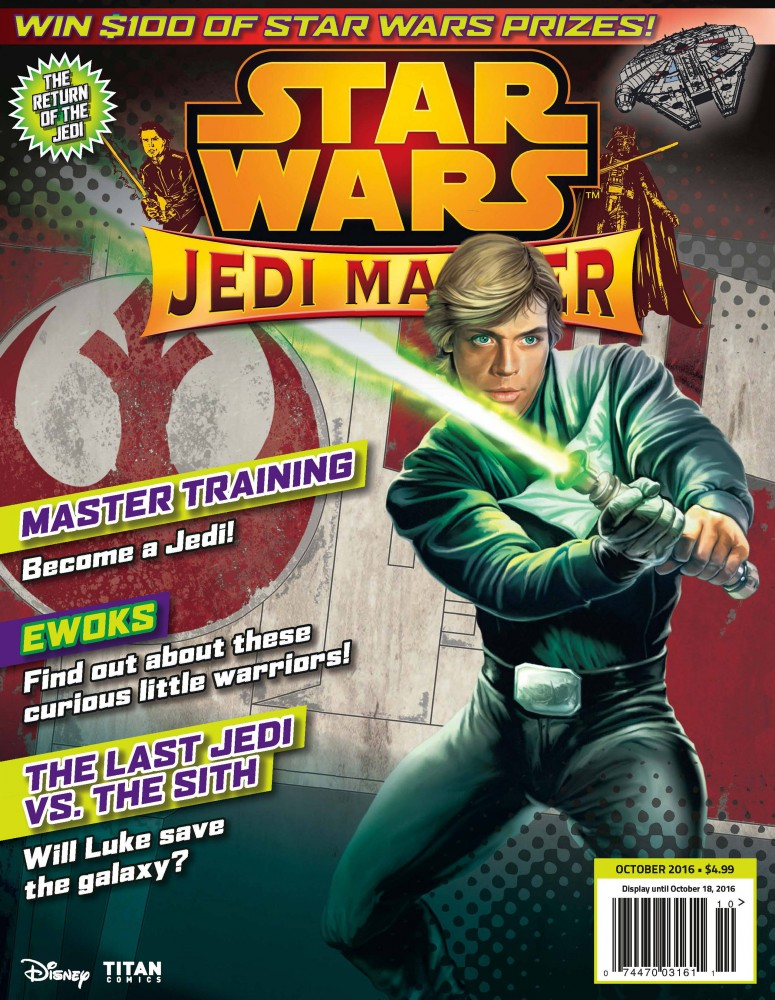 Star Wars Jedi Master Magazine #06