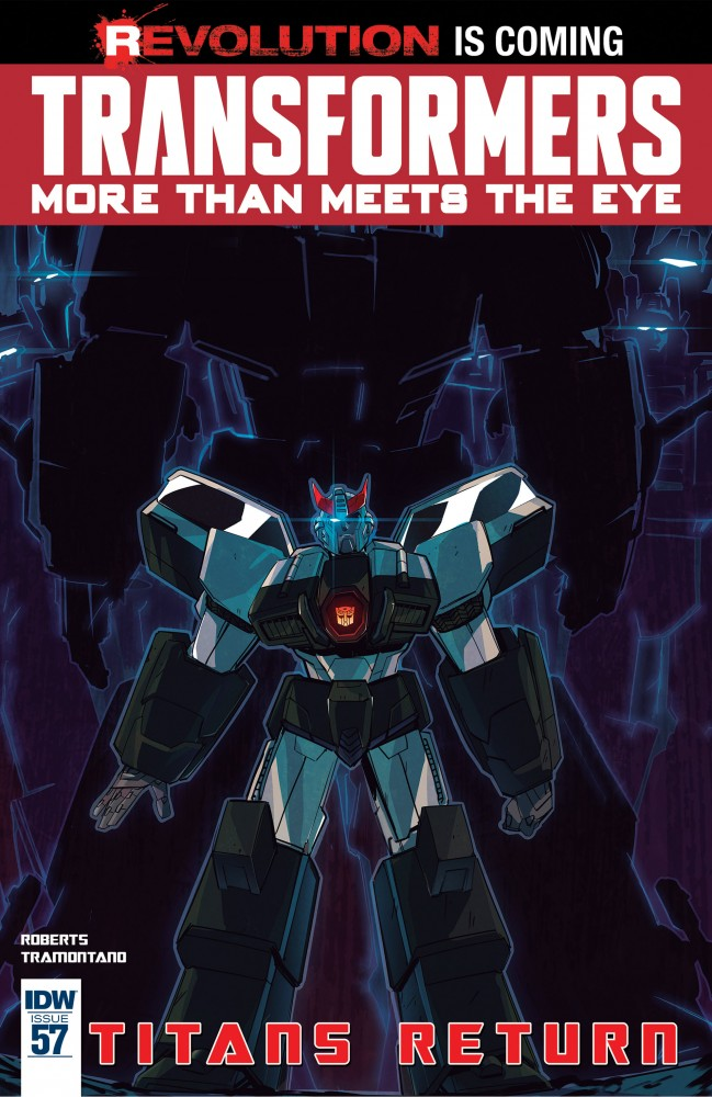 The Transformers - More Than Meets the Eye #57