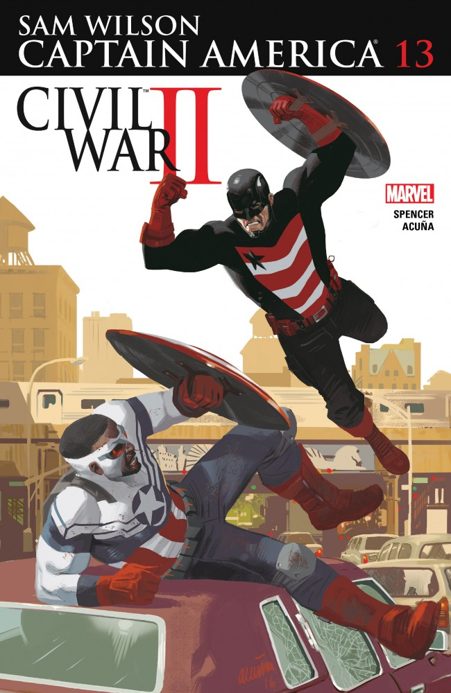 Captain America - Sam Wilson #13