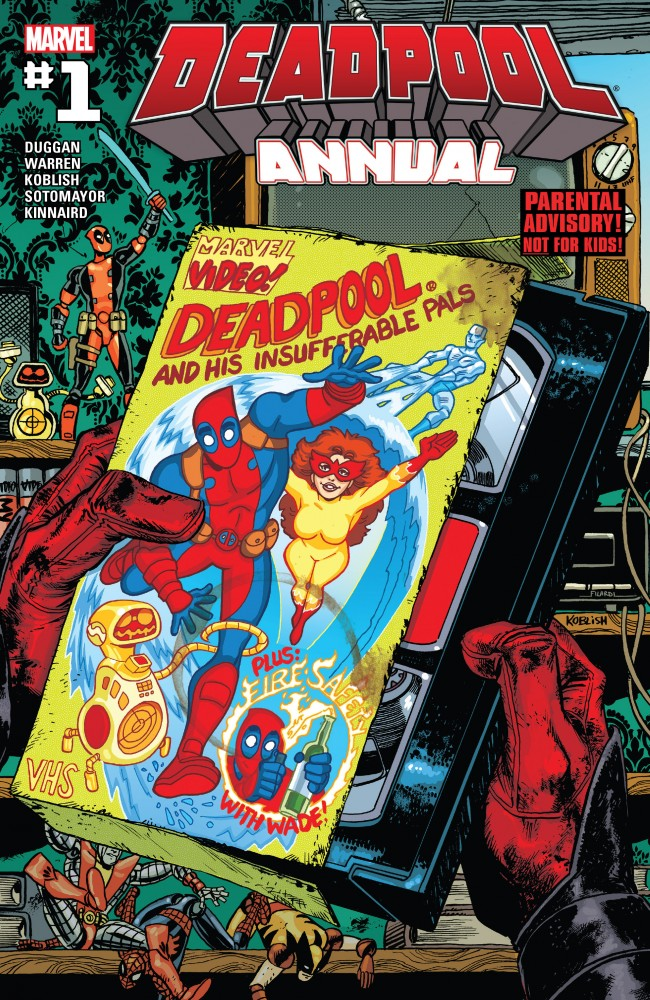 Deadpool Annual #1