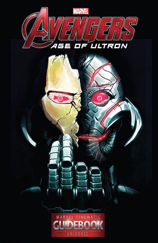 Guidebook to the Marvel Cinematic Universe - Marvel's Avengers - Age Of Ultron #1