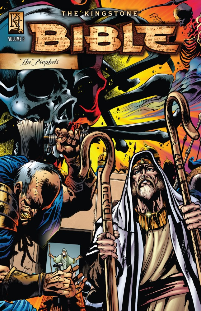 Kingstone Bible Vol 8 - The Prophets » Download Free CBR