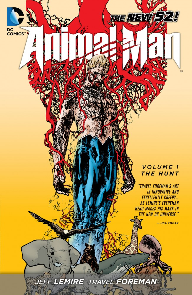 Animal Man Vol.1 - The Hunt