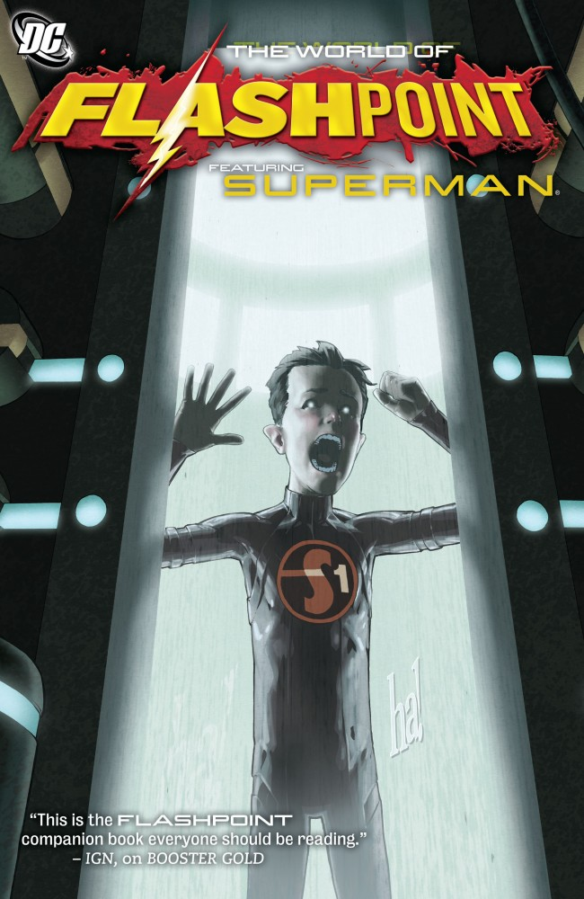 Flashpoint - The World of Flashpoint Featuring Superman