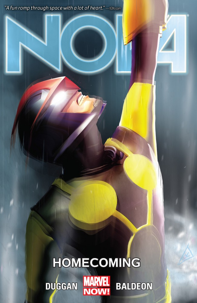 Nova Vol.6 - Homecoming