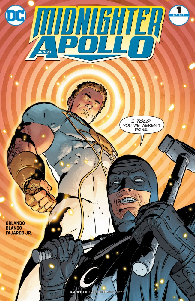 Midnighter and Apollo #1