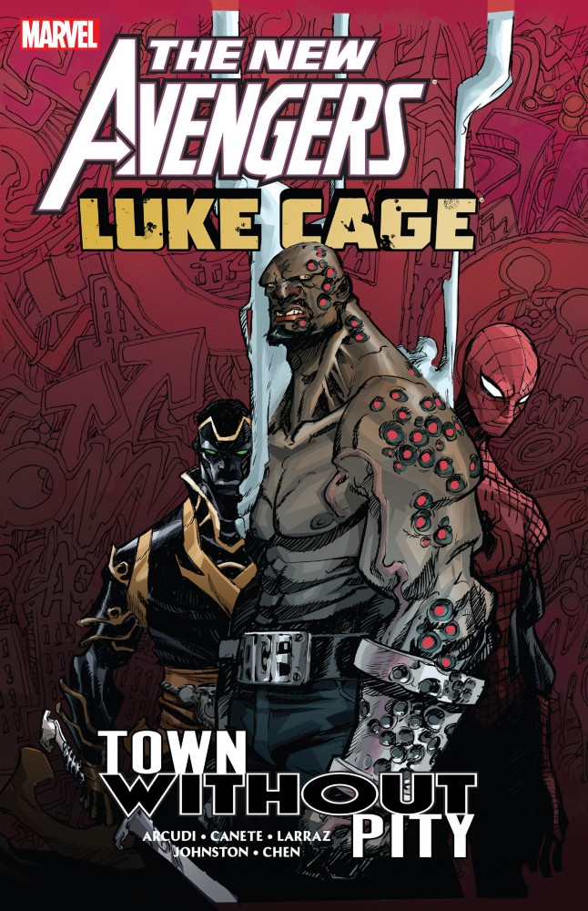 New Avengers - Luke Cage - Town Without Pity