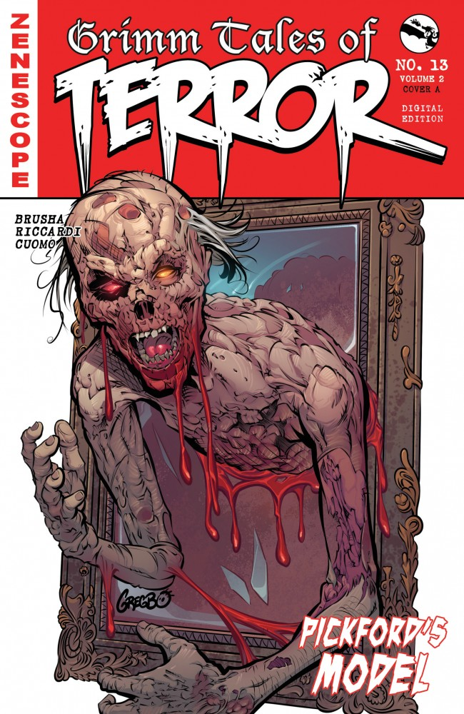 Grimm Tales Of Terror Vol.2 #13