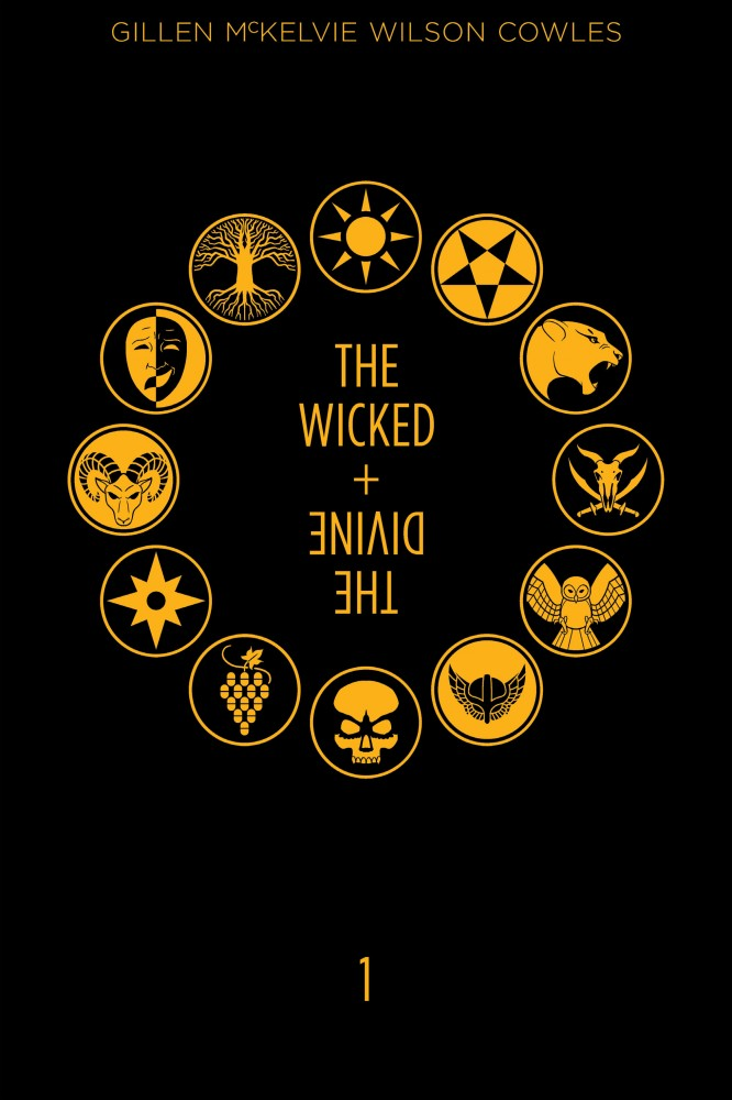 The Wicked + The Divine Vol.1