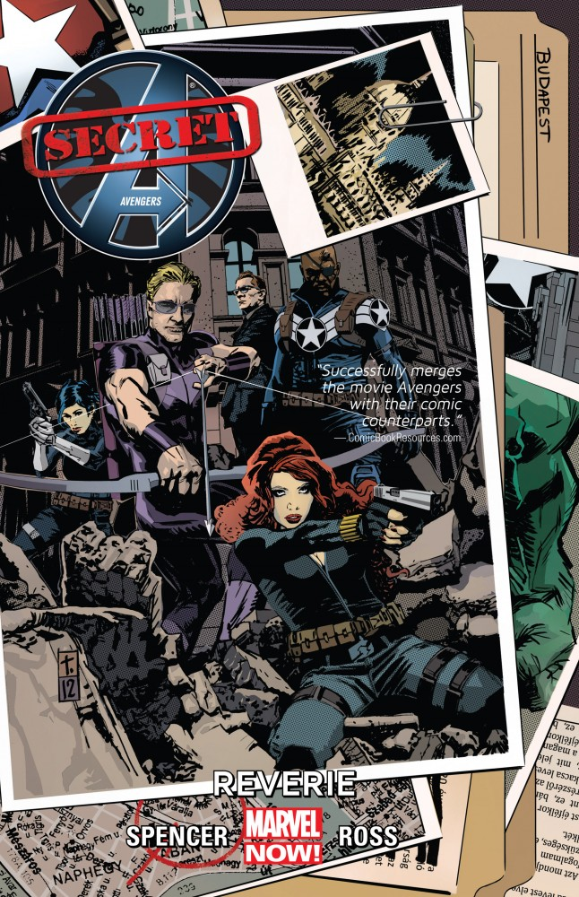 Secret Avengers Vol.1 - Reverie