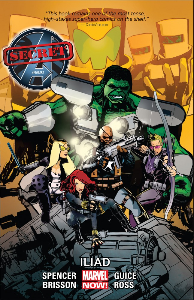 Secret Avengers Vol.2 - Iliad