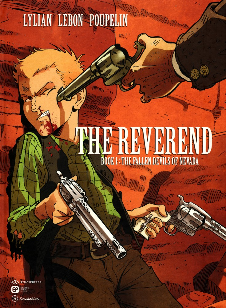 The Reverend #1 - The Fallen Devils of Nevada