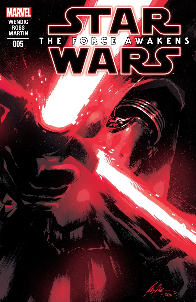 Star Wars - The Force Awakens Adaptation #5