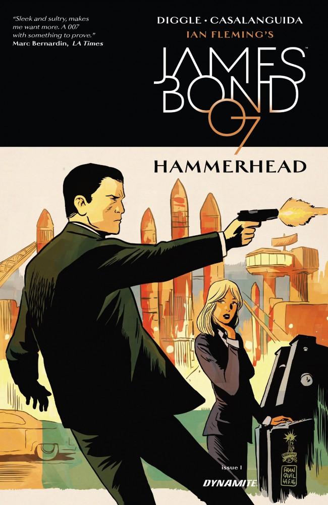James Bond - Hammerhead #1