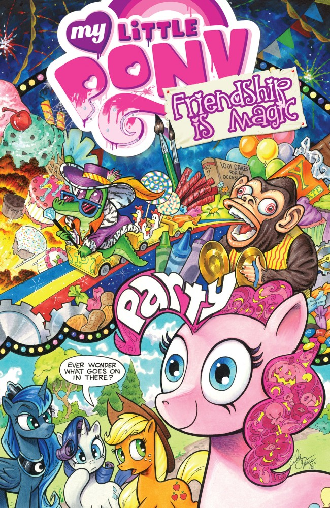 My Little Pony - Friendship is Magic Vol.10