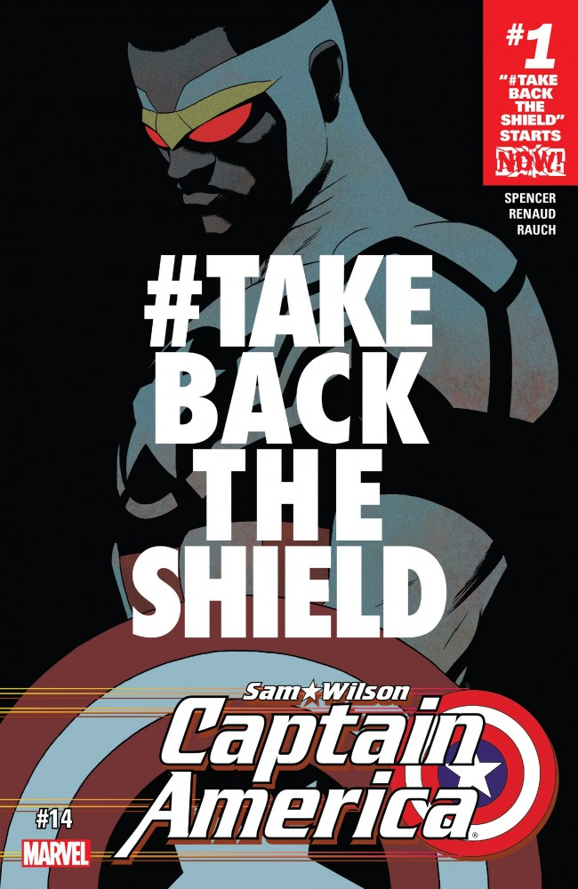 Captain America - Sam Wilson #14