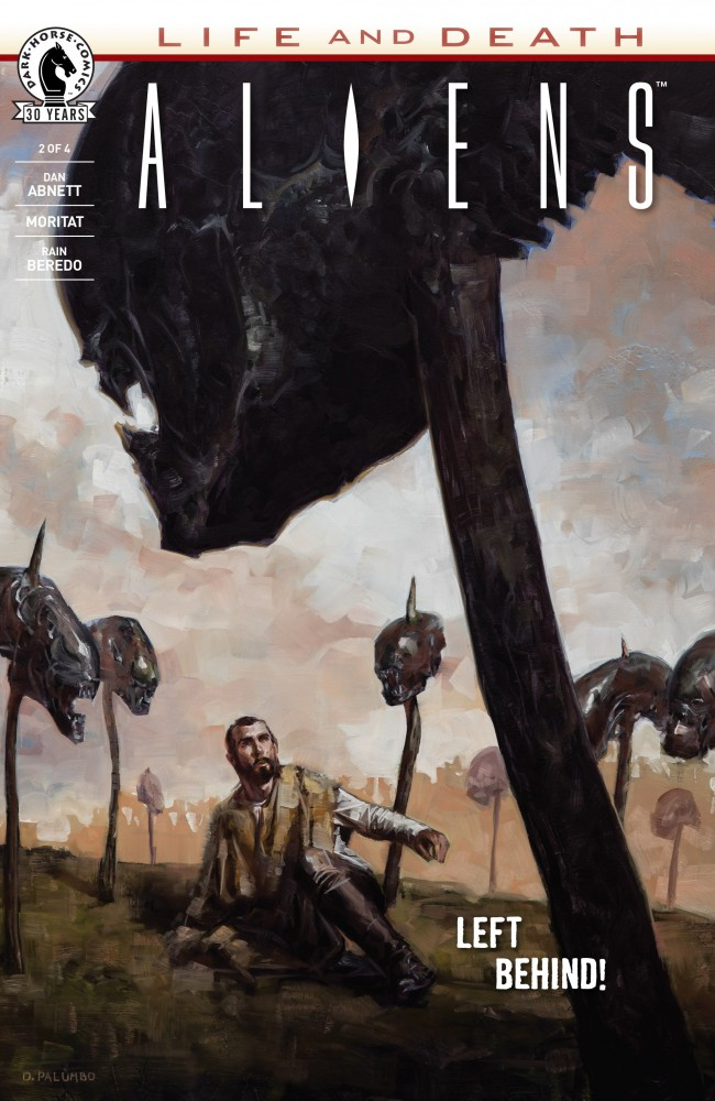 Aliens - Life and Death #2