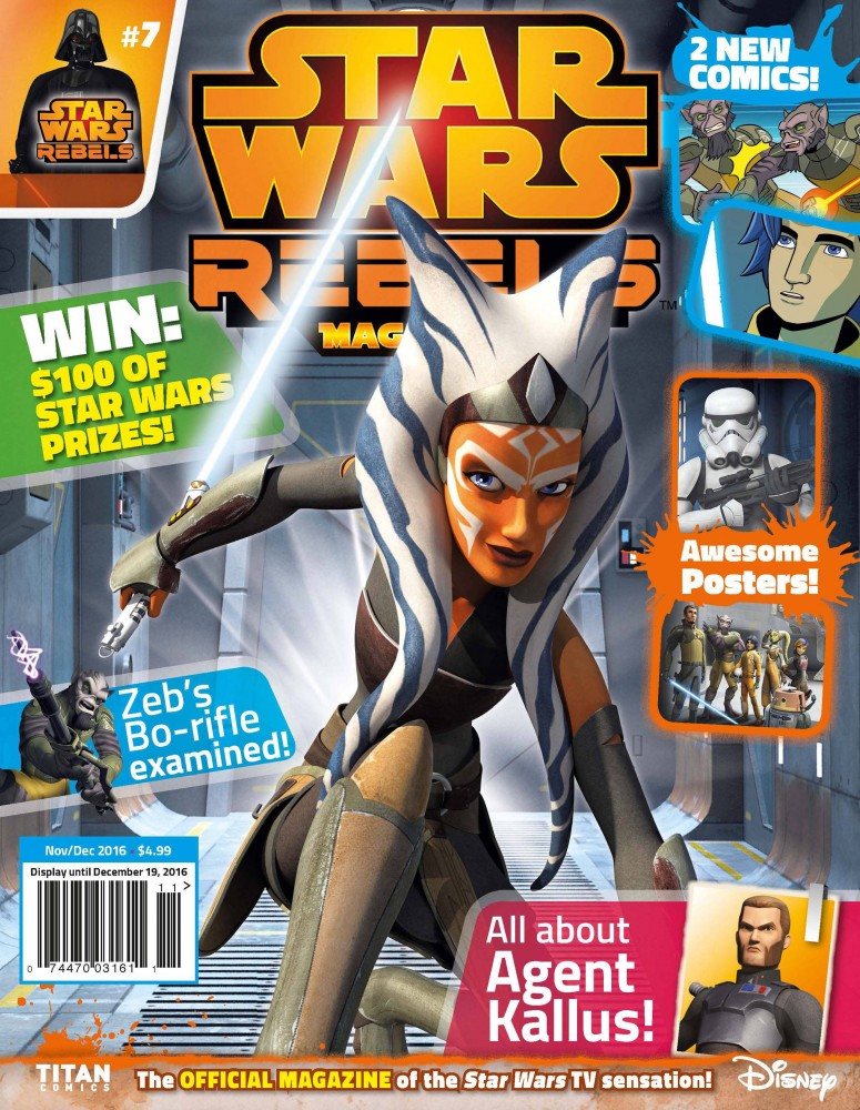 Star Wars Rebels Magazine #07