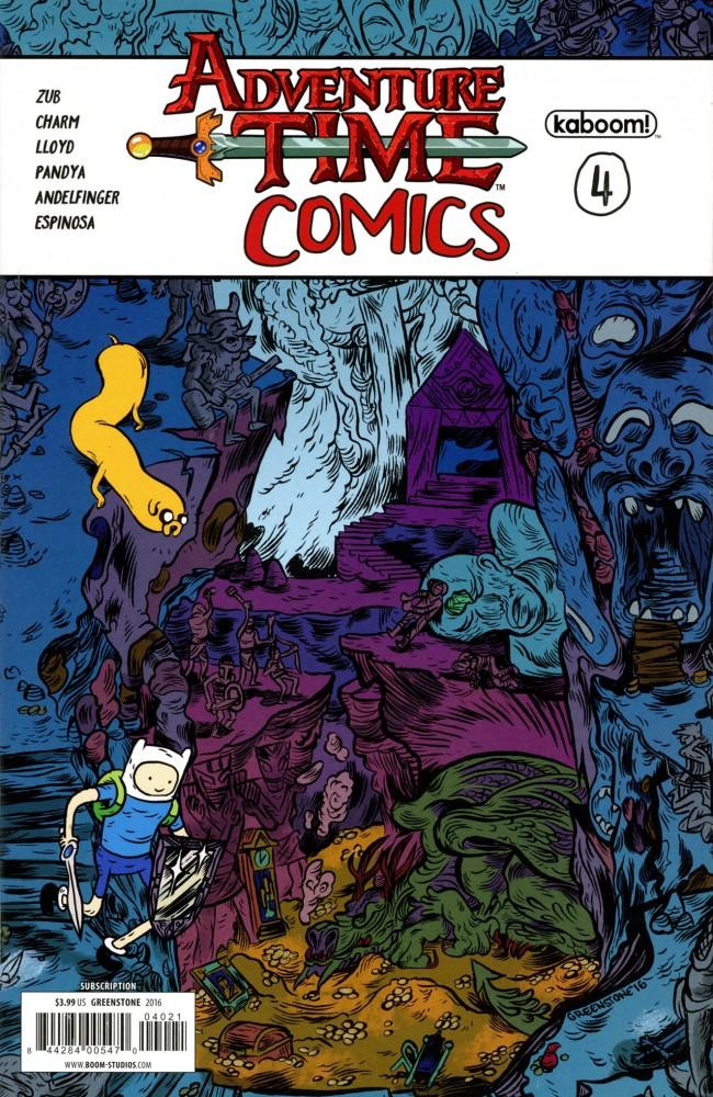 Adventure Time Comics Pdf