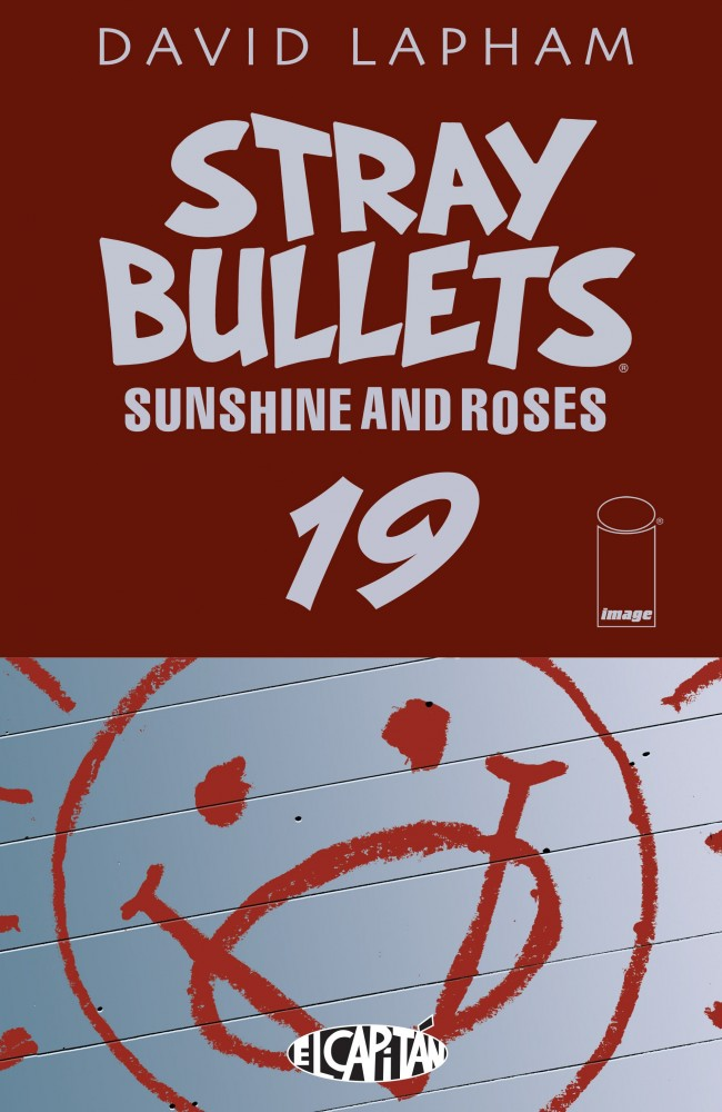 Stray Bullets - Sunshine & Roses #19
