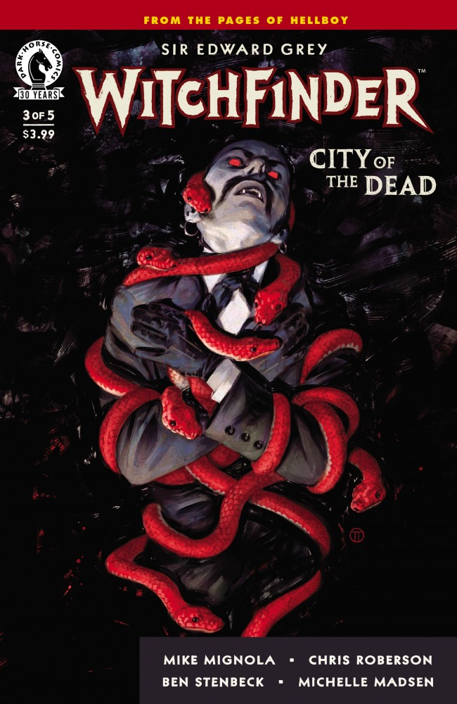 Witchfinder - City of the Dead #3