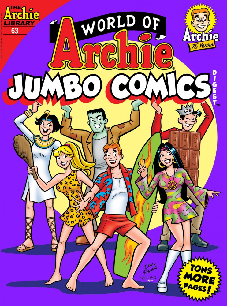 World of Archie Comics Double Digest #63
