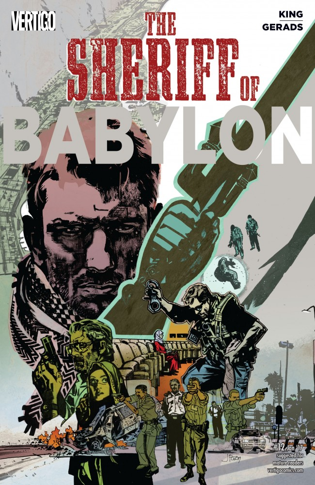 Sheriff of Babylon #12