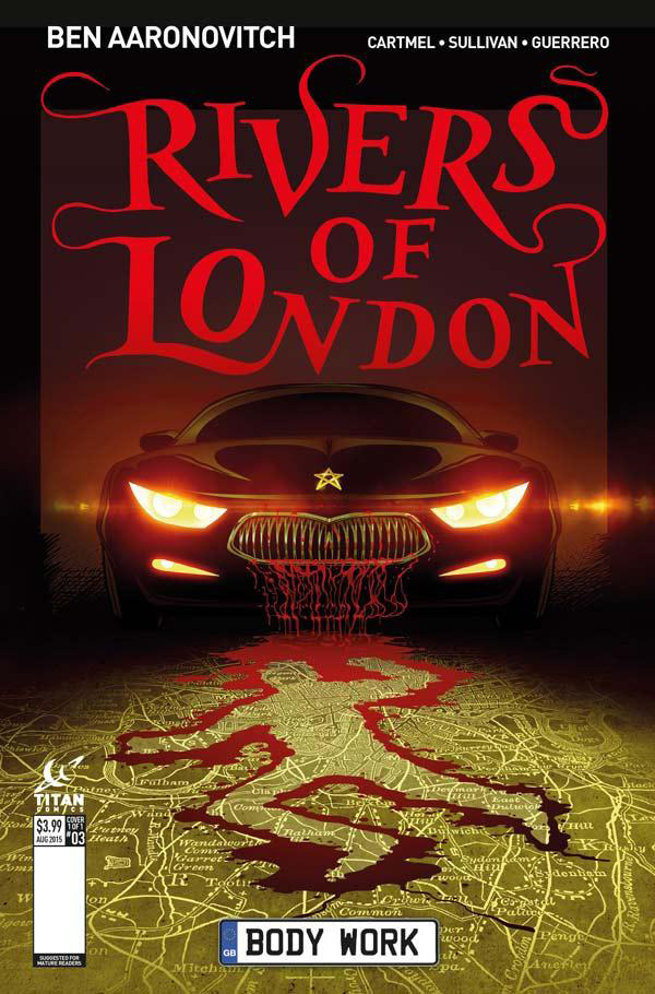 Rivers of London - Body Work #3