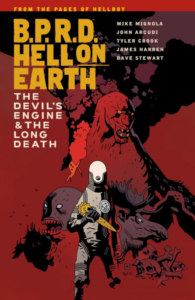 B.P.R.D. Hell on Earth Vol.4 - The Devils Engine and the Long Death