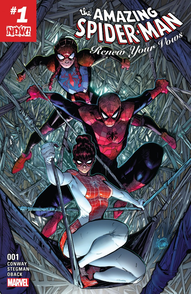 Amazing Spider-Man - Renew Your Vows #1
