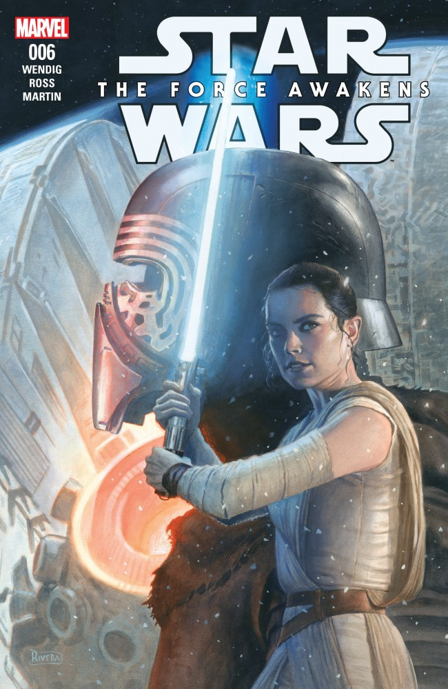 Star Wars - The Force Awakens Adaptation #6