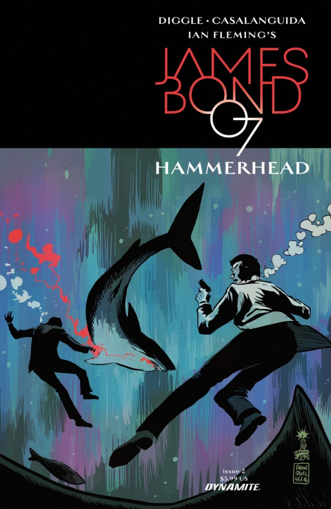 James Bond - Hammerhead #2