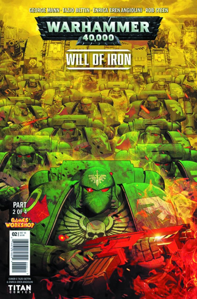 Warhammer 40.000 - Will of Iron #2