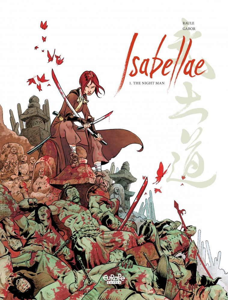 Isabellae Vol.1 - The Night Man