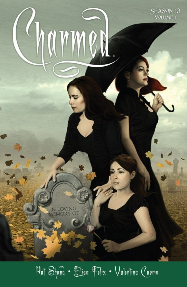 Charmed Season 10 Vol.1