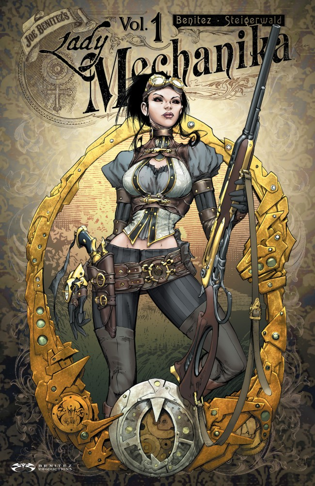 Lady Mechanika Vol.1 TPB - The Mystery of the Mechanical Corpse