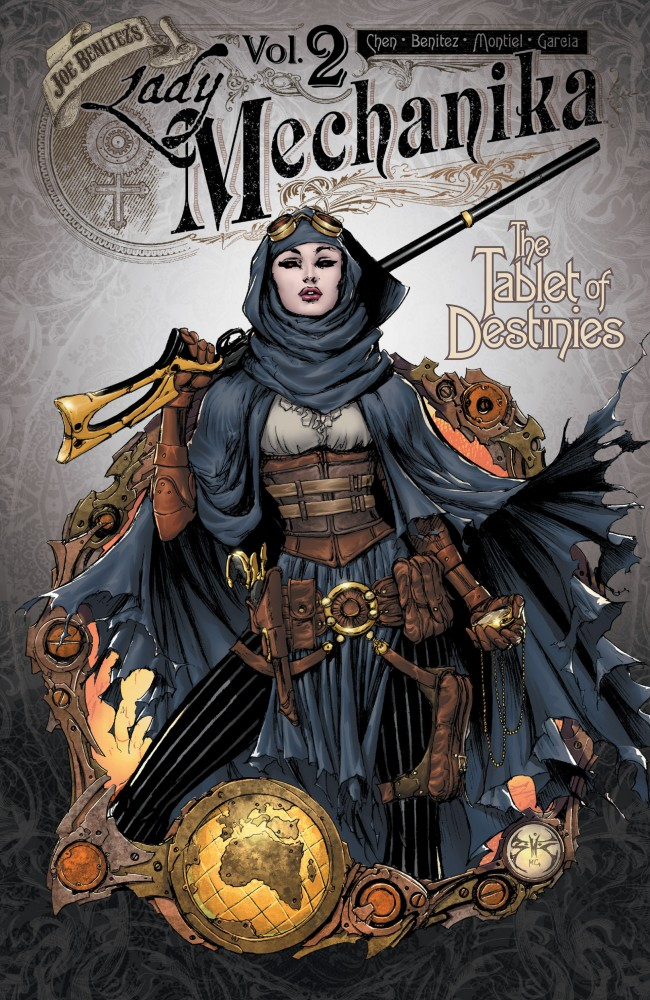 Lady Mechanika Vol.2 TPB - The Tablet of Destinies