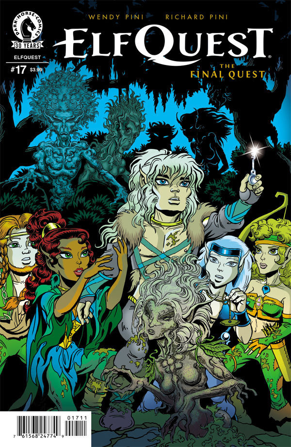 ElfQuest - The Final Quest #17