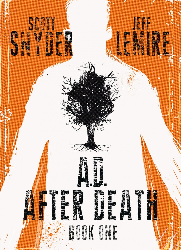 A.D. - After Death Book 1