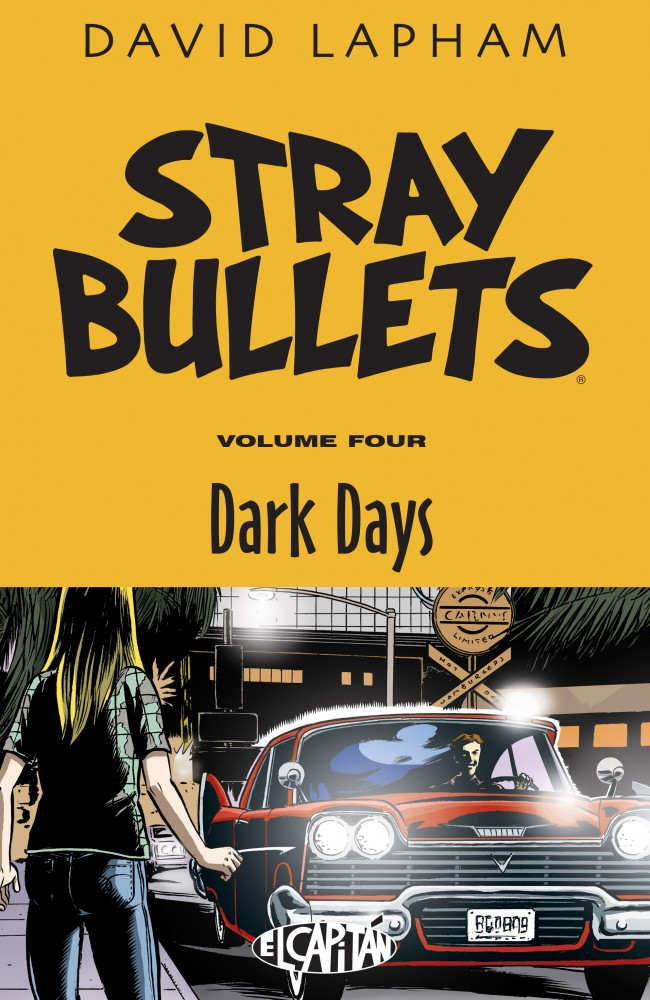 Stray Bullets Vol.4 - Dark Days