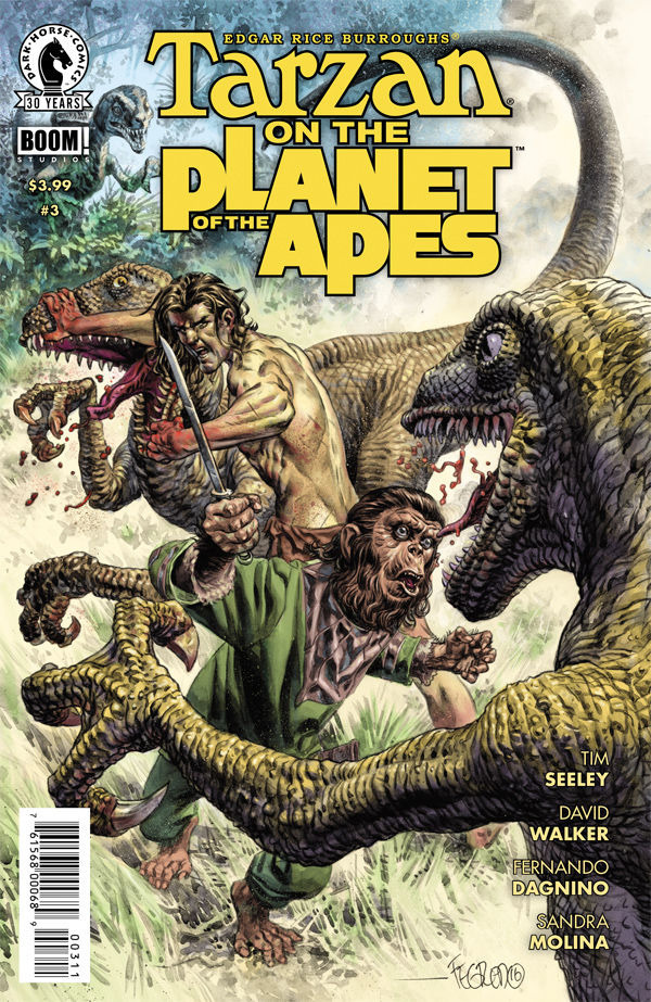 Tarzan on the Planet of the Apes #3